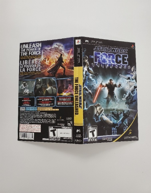 Star Wars: The Force Unleashed (B)