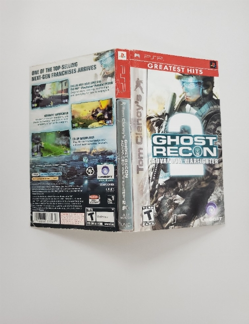 Tom Clancy's Ghost Recon: Advanced Warfighter 2 (Greatest Hits) (B)