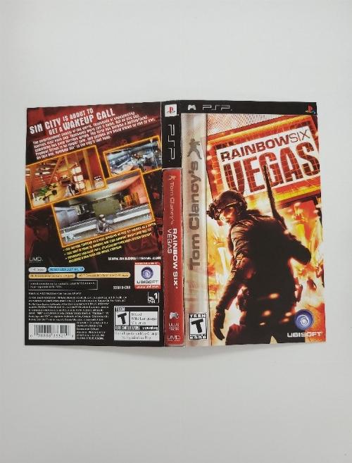 Tom Clancy's Rainbow Six: Vegas (B)