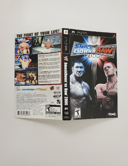 WWE Smackdown vs. Raw 2006 (B)