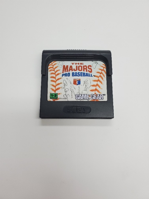 Majors: Pro Baseball, The (C)