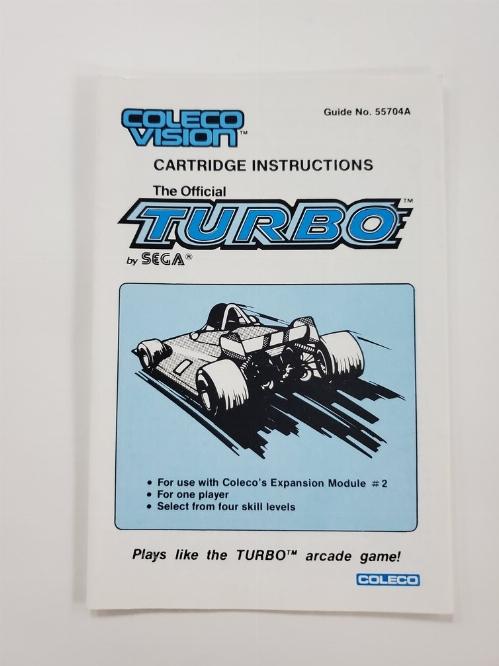 Turbo (I)