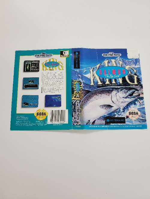 King Salmon: The Big Catch (B)