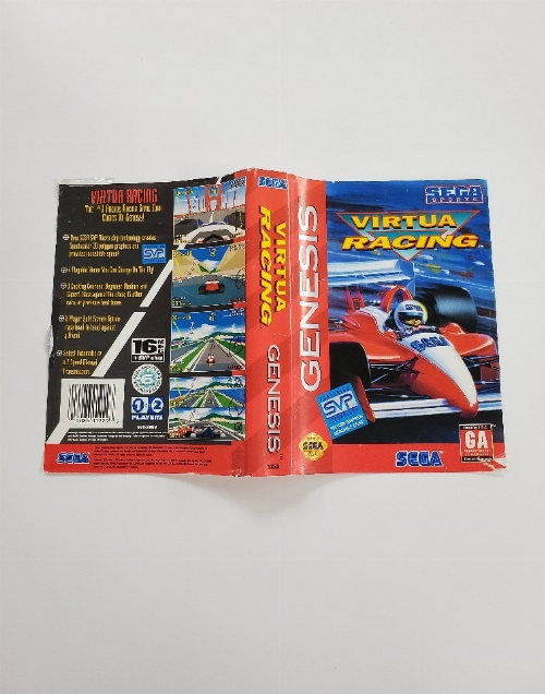 Virtua Racing (B)