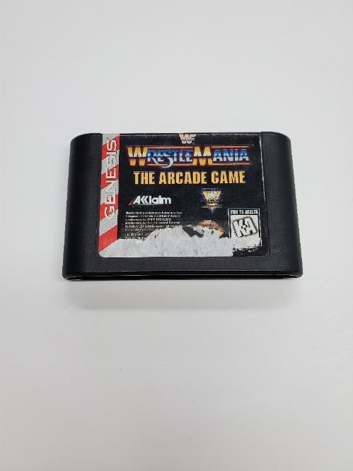 WWF WrestleMania: The Arcade Game * (C)