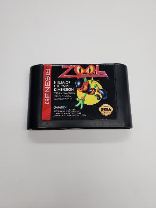 Zool: Ninja of the Nth Dimension (C)