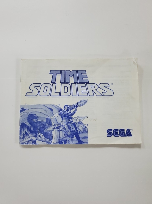 Time Soldiers (I)