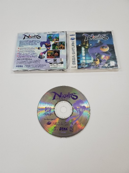 Nights: Into Dreams... (CIB)