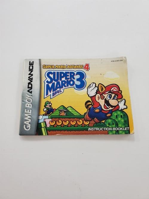 Super Mario Advance 4: Super Mario Bros 3 (I)