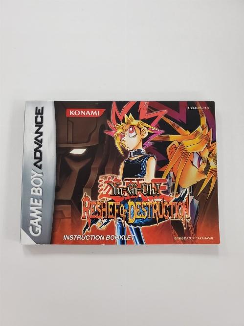 Yu-Gi-Oh!: Reshef of Destruction (I)