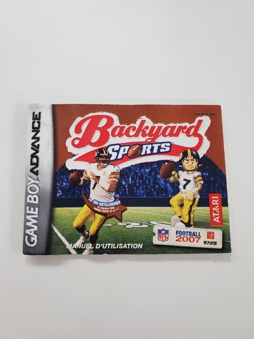Backyard Sports Football 2007 (I)