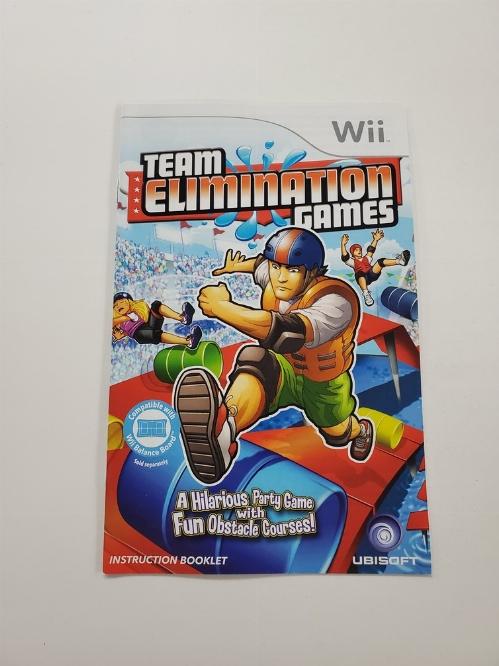 Team Elimination Games (I)