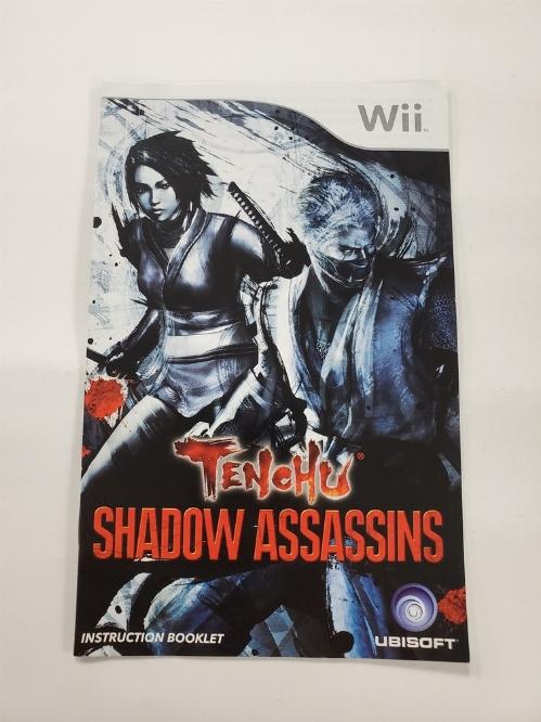 Tenchu: Shadow Assassins (I)