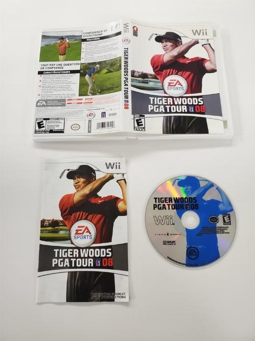 Tiger Woods PGA Tour 08 (CIB)