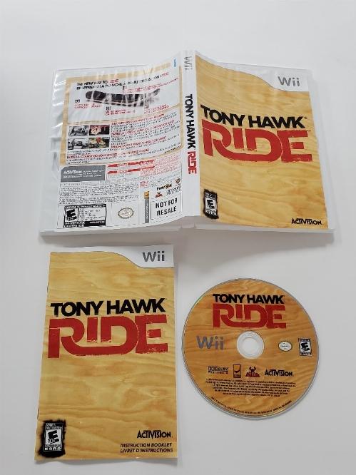 Tony Hawk: Ride (CIB)