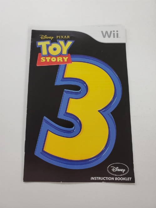 Toy Story 3: The Video Game (I)