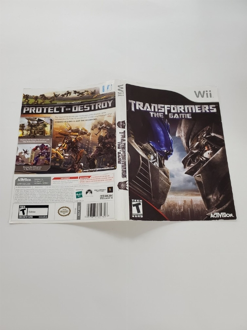 Transformers: The Game (B)