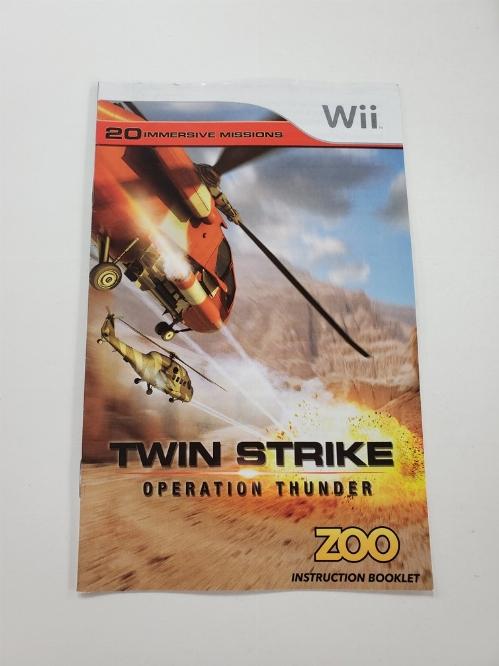 Twin Strike: Operation Thunder (I)