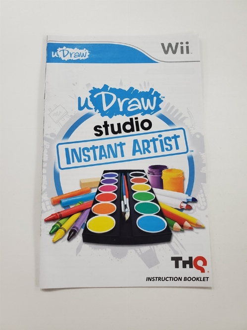 uDraw Studio: Instant Artist (I)