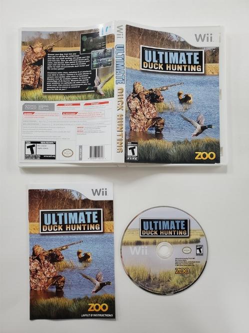 Ultimate Duck Hunting 2009 (CIB)