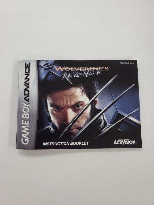 X2: Wolverine's Revenge (I)