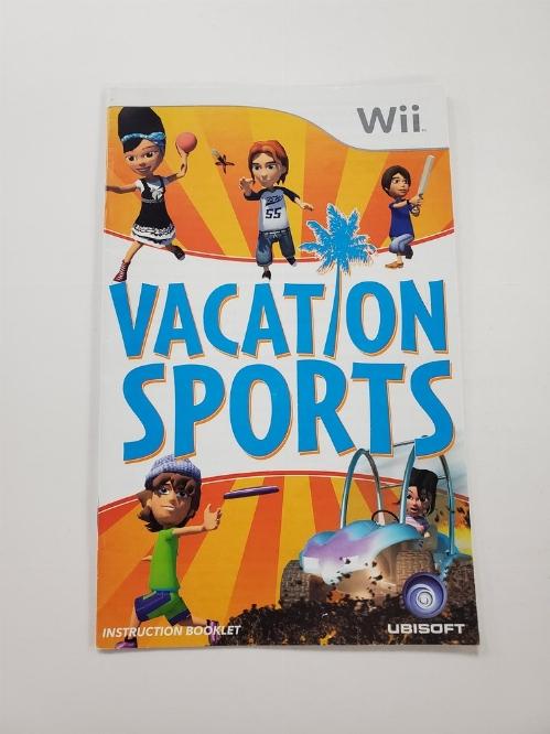 Vacation Sports (I)