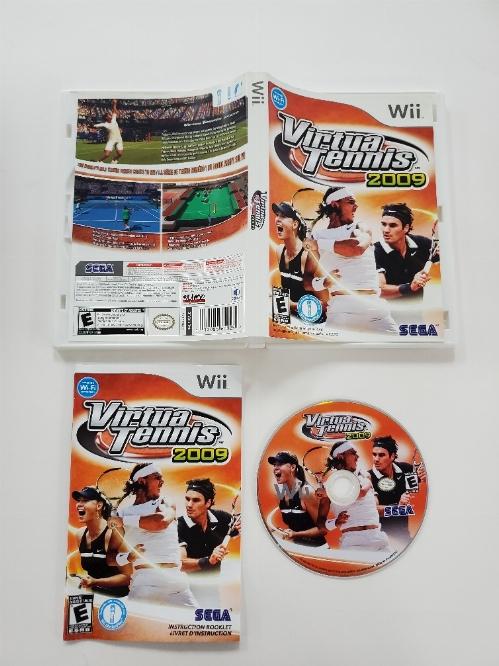 Virtua Tennis 2009 (CIB)