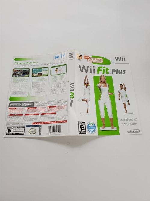 Wii Fit Plus (B)