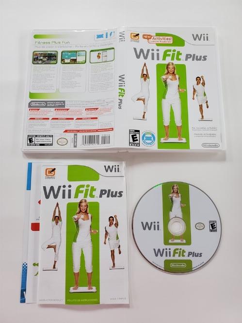 Wii Fit Plus (CIB)