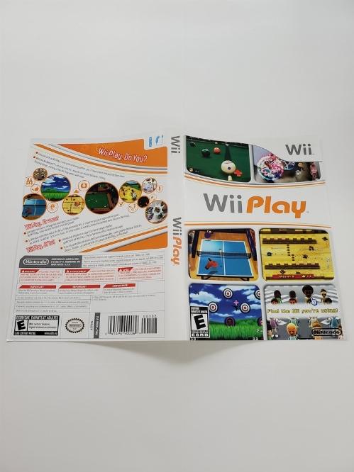 Wii Play (B)