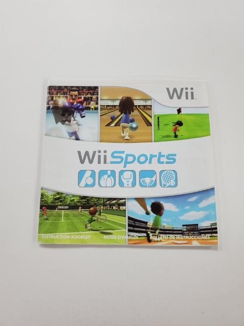 Wii Sports (Cardboard) (I)