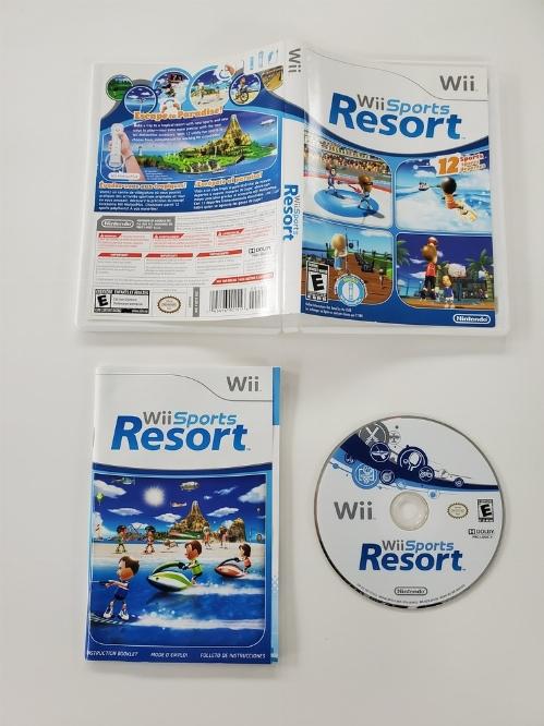 Wii Sports: Resort (CIB)