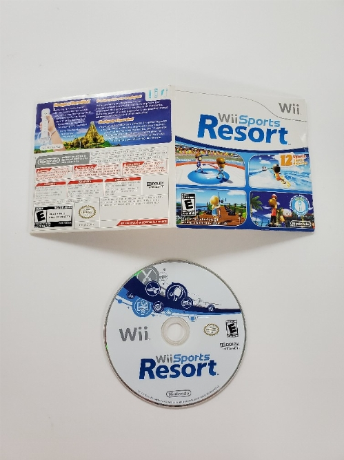 Wii Sports Resort (Cardboard) (CB)
