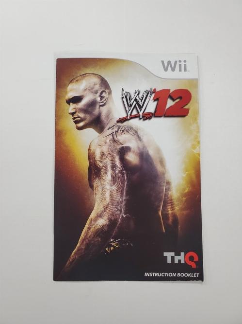 WWE '12 (I)