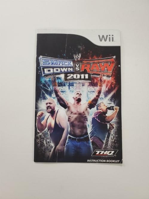 WWE SmackDown vs. Raw 2011 (I)