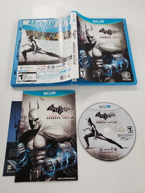 Batman: Arkham City (Armored Edition) (CIB)