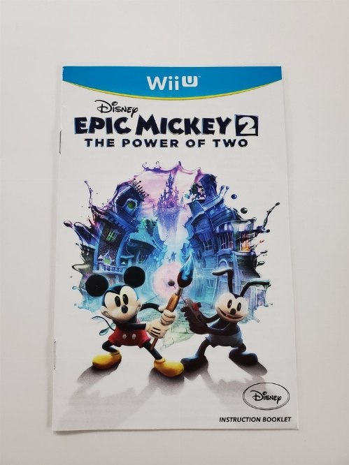 Epic Mickey 2: The Power of Two (I)