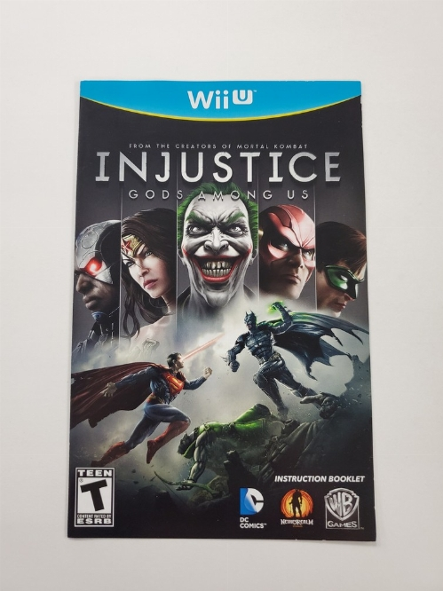 Injustice: Gods Among Us (I)