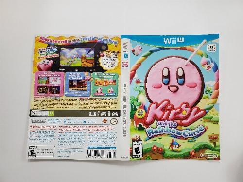 Kirby & The Rainbow Curse (B)