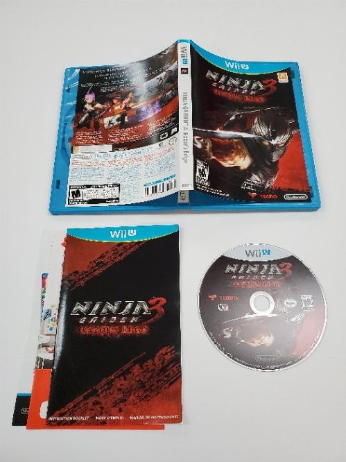 Ninja Gaiden 3: Razor's Edge (CIB)