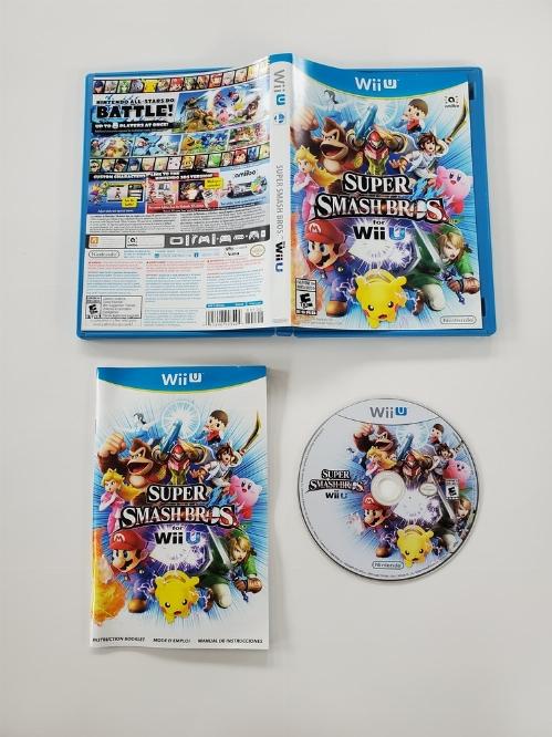 Super Smash Bros. for Wii U (CIB)