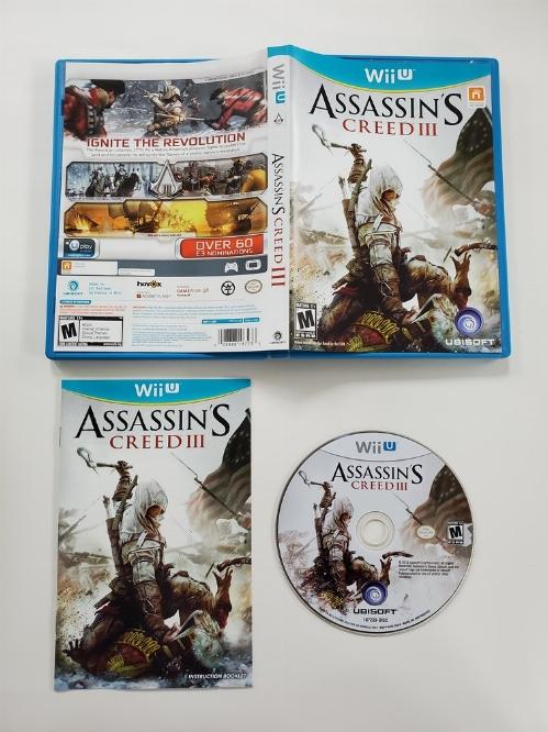 Assassin's Creed III (CIB)